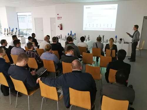 Training for distributors