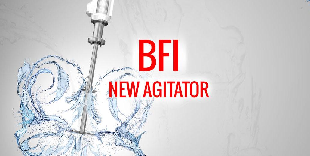 Nouvel agitateur BFI