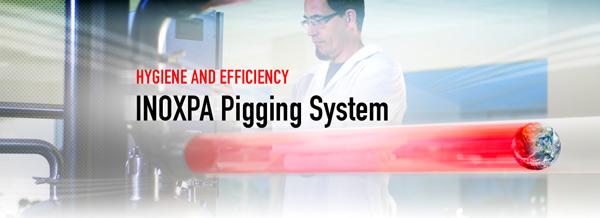 PIGGING SYSTEM - hygiène et efficacité maximales