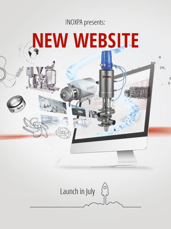 Nous inaugurons une nouvelle page web