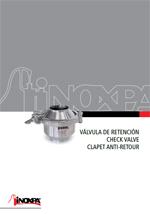 Válvula de Retención / Check Valve / Clapet Anti-Retour