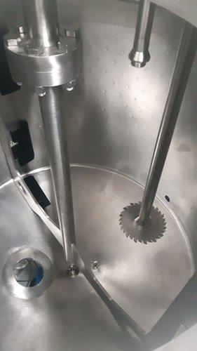 Équipement pour la fabrication de gel hydroalcoolique
