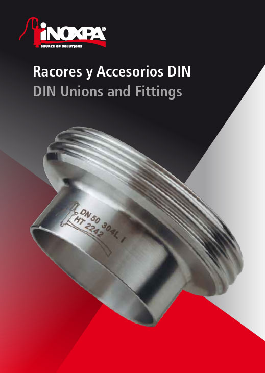 Brochure: DIN Unions and Fittings