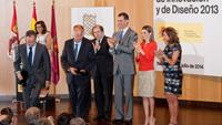 INOXPA remporte le Prix national de l'Innovation et du Design 2013 du ministère de l'Économie et de la Compétitivité espagnol.